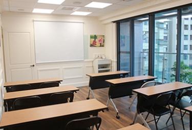 市政教室設備