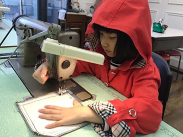 兒童服裝設計課程