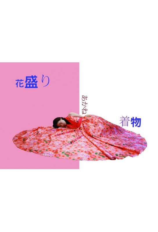 改良式和服數位印花設計_ 1