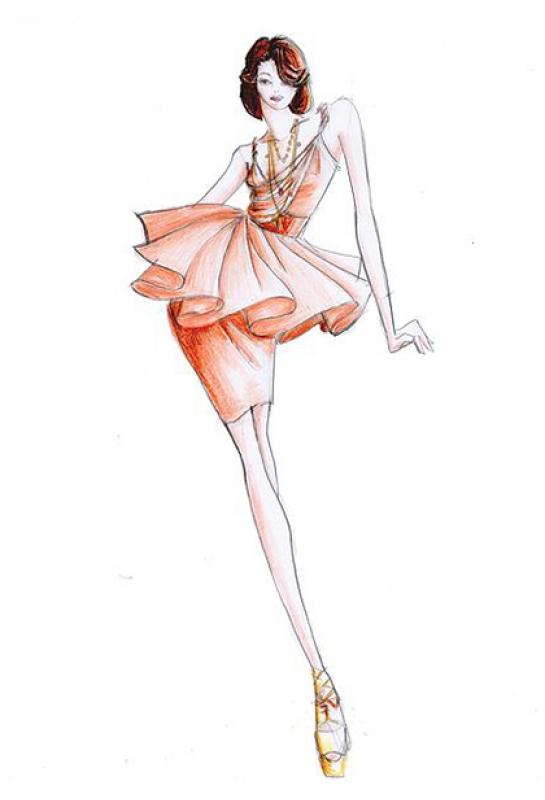 造型套裝洋裝