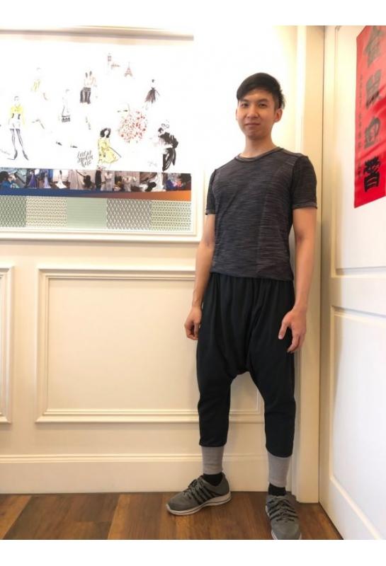 男時尚褲設計_1