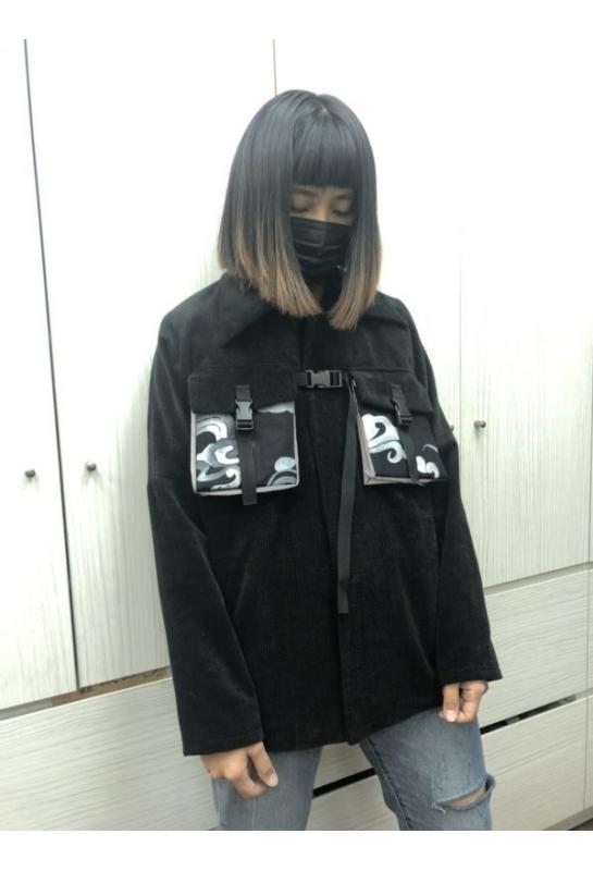 軍事立體口袋夾克_1