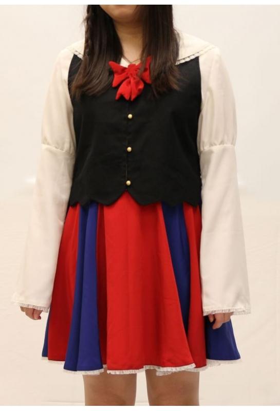 學員設計作品_cosplay角色服裝設計