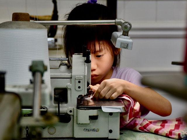 全國獨創兒童服裝設計